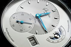 Glashutte Original, Clock, Watches, Amazing, Jewelry, Decor, Shapes Of Moon, Watch, Jewlery
