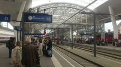 Interesting train experience during World Cup from Frankfurt to Salzburg