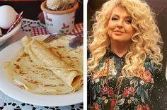 Musisz poznać ten przepis. Polish Desserts, Polish Recipes, Breakfast Recipes, Dinner Recipes, Crepe Recipes, Food Inspiration, Good Food, Food And Drink, Cooking Recipes