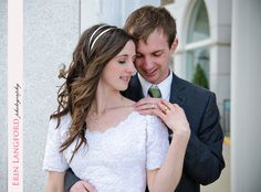 Jed and Michelle: Bountiful Temple Wedding » Erin Langford Photography
