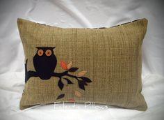 Pillow owl, must make!!