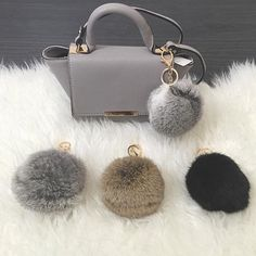 Amazing puff key chains All new puffy soft newest trend must have with any purse Accessories Key & Card Holders Gucci, Fendi, Givenchy, Backpack Purse, Purse Wallet, Chanel, Jewelry Accessories, Fashion Accessories, Fru Fru