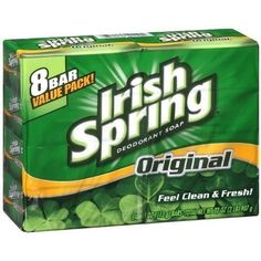 A bar of Irish Spring soap will keep mice out of your vehicle.