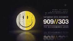 LUKE CREED @ 909//303 at The Beaverworks, Leeds - Saturday 8th December ...
