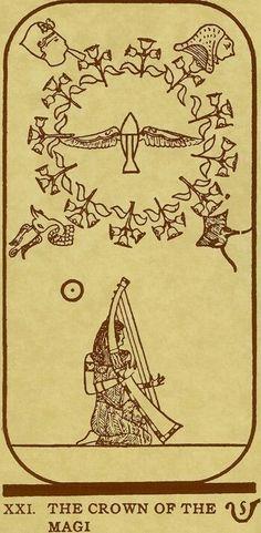 The World Egyptian Tarot