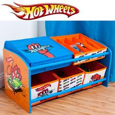 Hot Wheels Toy Storer - Boys or Kids room!