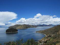 Vue magnifique sur le lac Titicaca -crédit photo - Emerson Velasco #VoyagesPassionTerre