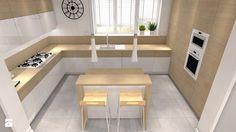 2 wersje kuchni - Kuchnia, styl nowoczesny - zdjęcie od Atelier Art&Design
