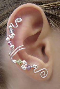 Cute ear jewelry