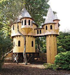 Tree House Design Ideas 142