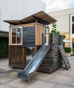 modern playhouse | Modern Mini Houses