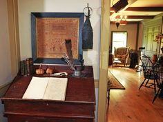Waukesha saltbox home is true to Colonial era