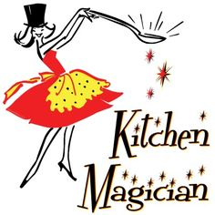 Kitchen Magician - what a fun idea to excite your kids to help cook