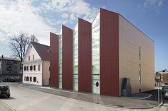 Public Library | Grosuplje,Slovenia | Abiro