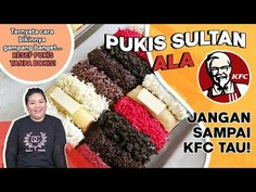 Pukis Sultan ala KFC - YouTube Snack Box, Kfc, Snacks, Youtube, Desserts, Food, Tailgate Desserts, Appetizers, Deserts