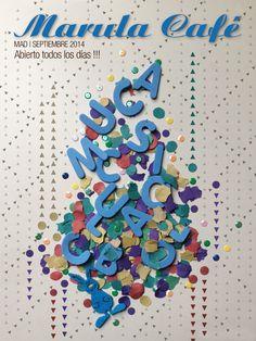 Marula Café Madrid September 2014 #agenda +info. https://www.facebook.com/events/271734793026639/