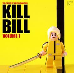 Kill Bill for Maynifigure 2014   by KOS brick