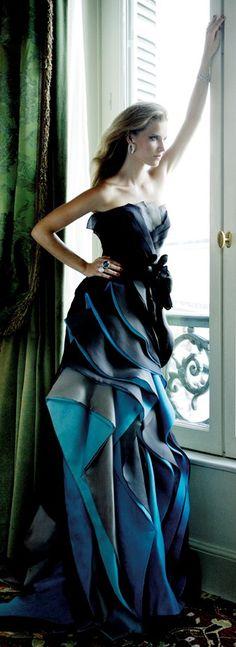 Atelier Versace, Victorian, Dresses, Fashion, Vestidos, Moda, Fashion Styles, Dress, Fashion Illustrations