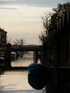 photo by MilGi Murru - Da Lido, osservando Venezia