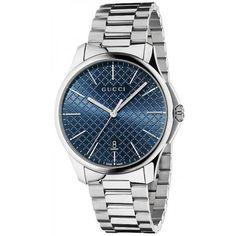 9ba48da6bb1 Gucci Unisex Swiss G-Timeless Stainless Steel Bracelet Watch · Mens Watches  ...