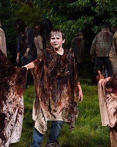 The Walking Dead Season 6 Episode 9 'No Way Out' Sam