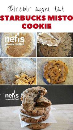 Starbucks Misto Cookie (Birebir Aynı Tat) Tarifi nasıl yapılır? 4.729 kişinin defterindeki bu tarifin resimli anlatımı ve deneyenlerin fotoğrafları burada. Yazar: ♨️ cookin_art ♨️ Derya
