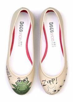 Dogo shoes Wrak!