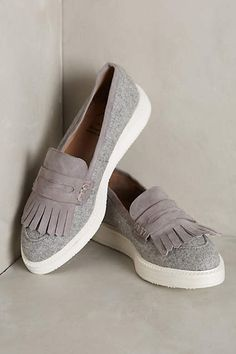 KMB Kipper Slip-Ons - anthropologie.com