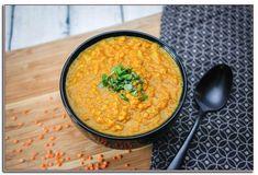 A Vegan Spicy Lentil Dahl Recipe to Impress Your Guests - Ayurveda Rezepte Lentil Dal Recipe, Lentil Soup Recipes, Vegetarian Recipes, Cooking Recipes, Healthy Recipes, Lentil Stew, Steak Recipes, Curry Recipes, Spicy Lentil Recipe