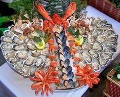 Envie d un petit plateau de fruits de mer