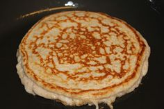 Oatmeal Pancakes!  Great breakfast for pregnancy or just to eat healthy!