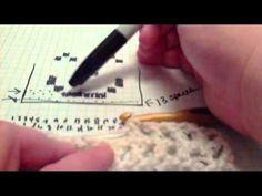 [Video] Understanding and Creating Filet Crochet