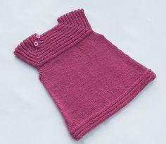 Ravelry: Little sister's dress (Kjole til lillesøster) pattern by Tora Frøseth Design