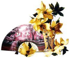 Fleurs (  dans vase )