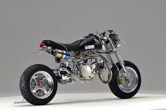 Honda Monkey #1 by GCraft