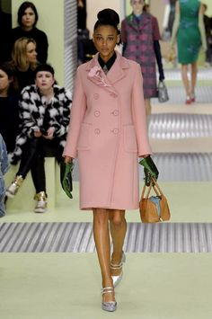 Milan Fashion Week - Prada Autumn/Winter 2015/2016 RTW