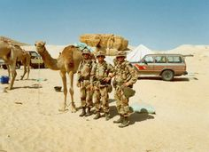 Operation Desert Storm Soldiers | ... during operation desert storm desert storm miscellaneous collection