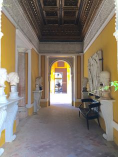 Casa Pilatos, Seville -- Photo by Cristopher Worthland