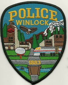 Image result for winlock police department, wa badge