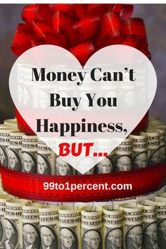 Money Can't Buy You Happiness, BUT… #FAMILY #RELATIONSHIPS #blog #blogging #education #resume #resumes #Money #FINANCIALINDEPENDENCE #FRUGALITY #MONEYSMARTS #PERSONALFINANCE #Millionaire #MillionDollarChallenge #MillionDollarClub #DEBTFREE #Debt #Frugality #MakingMoney #Mortgage #networth #Personal #Finance#Progress #prosperity #ragstoriches #Saving #spendingmindfully #startedfromthebottom #Studentloans #Successstories #success #rich #riches #money #retirement #early #FIRE