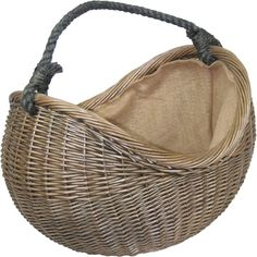 Antique Wash Rope Handled Wicker Carrying Basket is at a great price. Shop now Visit - http://redhamper.co.uk/antique-wash-rope-handled-wicker-carrying-basket/ #logbaskets #shoppingbaskets