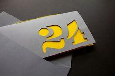 24. 24th Birthday, Birthday Cards, Stencil Art, Stencils, Company Logo, Logos, Stencil, Bday Cards, Logo