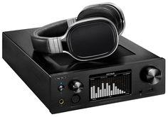 Med PM-1 og HA-1 satser Oppo på audio. HA-1 er en hodetelefonforsterker og PM-1 er hodetelefoner.