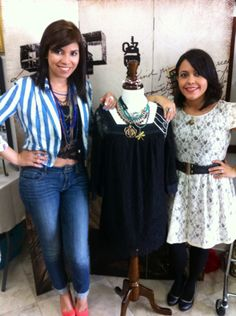 Coach Bianca Negron con Alemy's Boutique