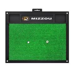Missouri Tigers Golf Practice Mat