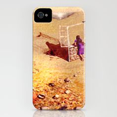 Garden of Memories iPhone Case by Vargamari - $35.00 - oil on canvas