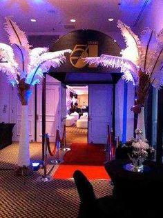 Studio 54 Theme Party | ... your party planned for you by our professional party planning service