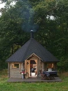 Beautiful cabin
