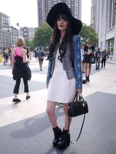 Direto de NY, os convidados da Semana de Moda de NY por Fernanda Calfat!