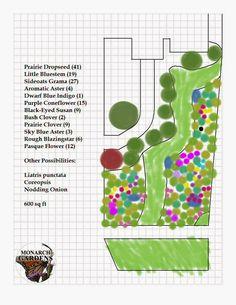 T h e | D e e p | M i d d l e: G'bye Lawn: Making a Sustainable Prairie Garden